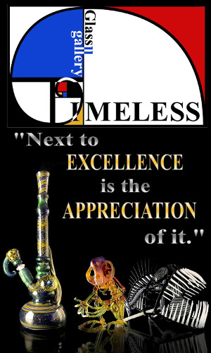Timeless Glass Gallery ad